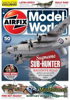 Airfix Model World - Issue 60 (November 2015)