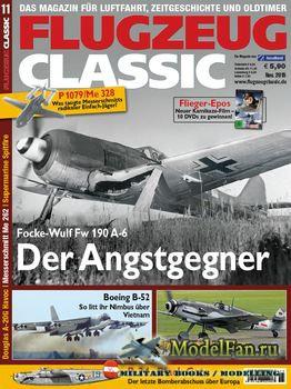 Flugzeug Classic №11 2015