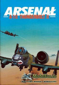 Lotnictwo Wojskowe №1 - Fairchild Republic A-10A Thunderbolt II
