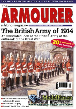 The Armourer Militaria Magazine (January/February 2014)