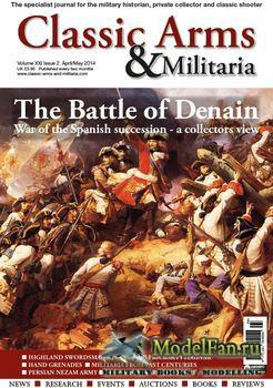 Classic Arms & Militaria (April/May) 2014