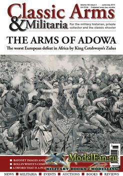 Classic Arms & Militaria (June/July) 2014