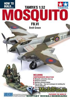How To Build... Tamiya's 1:32 Mosquito FB.VI
