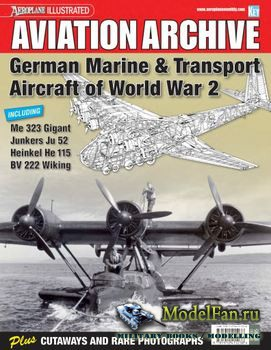 Aeroplane Aviation Archive - German Marine & Transport of World War II