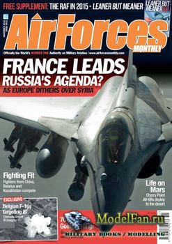 AirForces Monthly (November 2015) №332