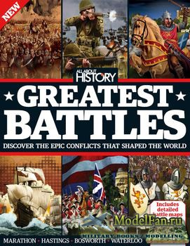 All About History - Greatest Battles