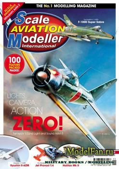 Scale Aviation Modeller International (November 2015) Vol.21 Iss.11