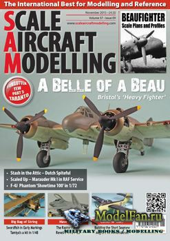 Scale Aircraft Modelling (November 2015) Vol.37 №9