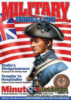 Military Modelling Vol.40 No.05 (2010)