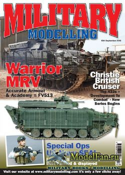 Military Modelling Vol.40 No.11 (2010)