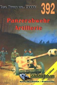 Wydawnictwo Militaria №392 - Panzerabwehr Artillerie