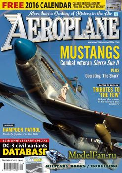 Aeroplane Monthly Magazine (Декабрь 2015)