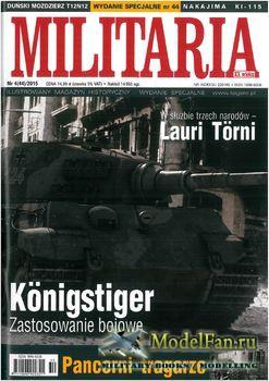 Militaria XX Wieku Wydanie Specjalne №44 2015