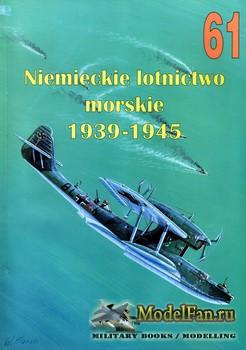 Wydawnictwo Militaria №61 - Niemieckie lotnictwo morskie 1939-1945