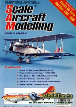 Scale Aircraft Modelling (February 2001) Vol.22 №12