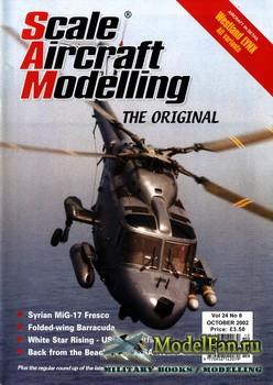 Scale Aircraft Modelling (October 2002) Vol.24 №08