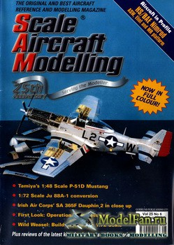 Scale Aircraft Modelling (August 2003) Vol.25 №06