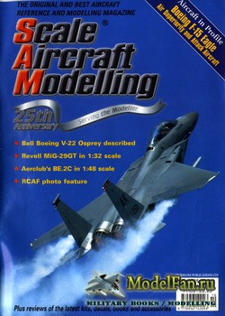 Scale Aircraft Modelling (October 2003) Vol.25 №08