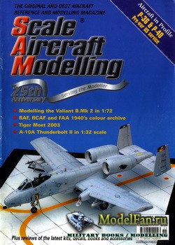 Scale Aircraft Modelling (November 2003) Vol.25 №09