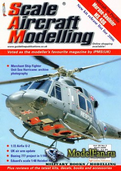 Scale Aircraft Modelling (April 2006) Vol.28 №02