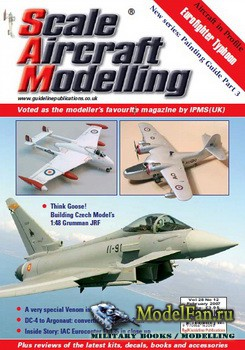 Scale Aircraft Modelling (February 2007) Vol.28 №12