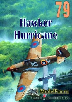Wydawnictwo Militaria №79 - Hawker Hurricane