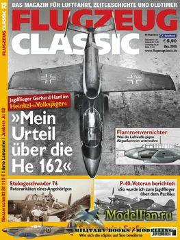 Flugzeug Classic №12 2015