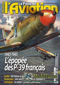 Le Fana de L'Aviation №11 2015 (552)