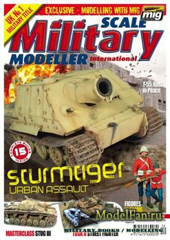 Scale Military Modeller International Vol.45 Iss.537 (December 2015)