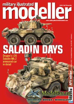 Military Illustrated Modeller №56 (December) 2015