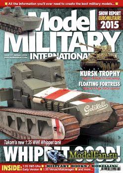 Model Military International Issue 117 (January 2016)