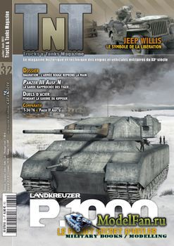 Trucks & Tanks Magazine №32 2012