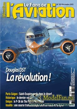 Le Fana de L'Aviation №12 2015 (553)