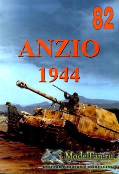 Wydawnictwo Militaria №82 - Anzio 1944