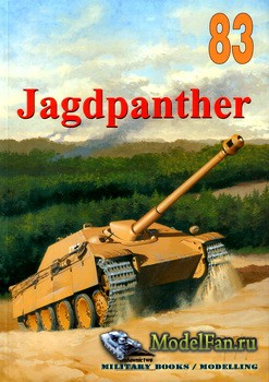 Wydawnictwo Militaria №83 - Jagdpanther