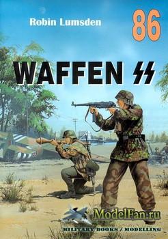 Wydawnictwo Militaria №86 - Waffen SS