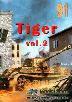 Wydawnictwo Militaria №91 - Tiger (vol.2)