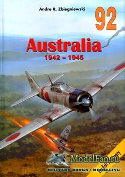 Wydawnictwo Militaria №92 - Australia 1942-1945