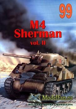 Wydawnictwo Militaria №99 - M4 Sherman (Vol. II)