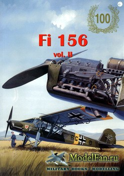 Wydawnictwo Militaria №100 - Fi 156 (vol. II)