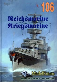 Wydawnictwo Militaria №106 - Reichsmarine Kriegsmarine
