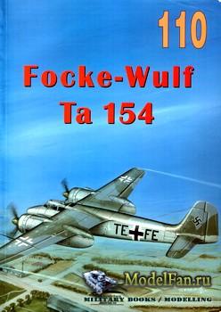 Wydawnictwo Militaria №110 - Focke-Wulf Ta 154