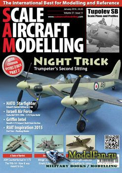 Scale Aircraft Modelling (January 2016) Vol.37 №11