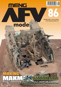 AFV Modeller - Issue 86 (January/February) 2016