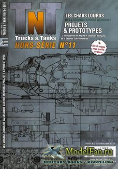 Trucks & Tanks Magazine Hors-Serie №11
