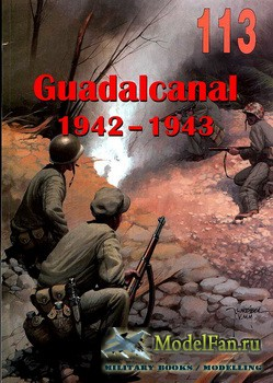 Wydawnictwo Militaria №113 - Guadalcanal 1942-1943