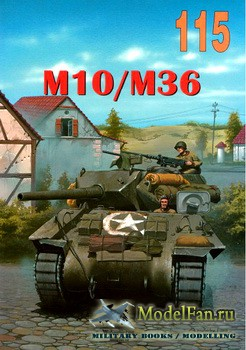 Wydawnictwo Militaria №115 - M10/M36