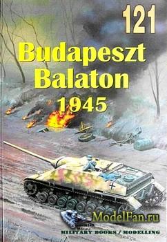 Wydawnictwo Militaria №121 - Budapest Balaton 1945