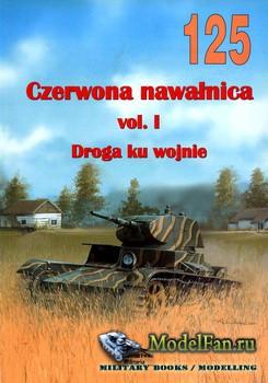 Wydawnictwo Militaria №125 - Czerwona nawalnica (vol.1) Droga ku wojnie