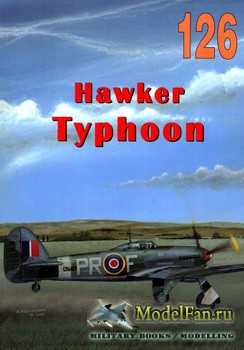 Wydawnictwo Militaria №126 - Hawker Typhoon